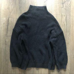 AE Oversized Mockneck Sweater